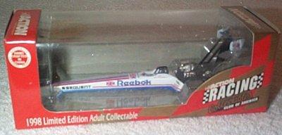Cristen Powell Reebok '98 Top Fuel Dragster