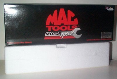 D. Alderman Team Mopar Mac Tools