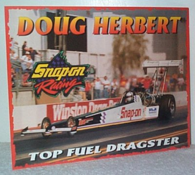 Westbury Motorsports - DOUG HERBERT SNAP-ON TOOLS RACING TOP