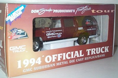 Don Prudhomme Final Strike '94 Suburban