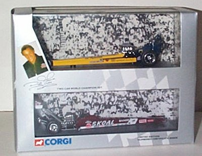 Don Prudhomme  2 Car Fuel Dragster Set