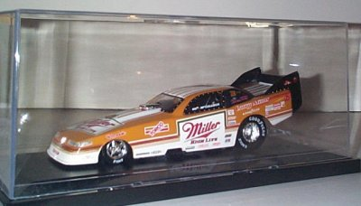 Ed McCulloch Miller High Life '88 Olds F/C