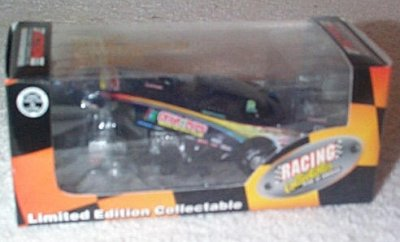 Ed McCllouch Otter Pops '91 Olds Funny Car