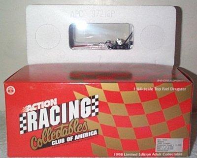Gary Scelzi Team Winston '98 Top Fuel Dragster