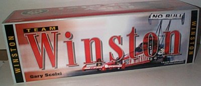 Gary Scelzi Team Winston '99 T/FD