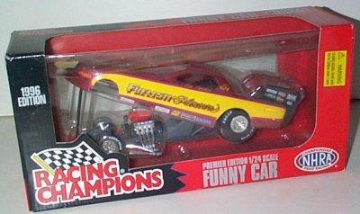 Gary Clapshaw Fuelish Pleasure '96 Pontiac F/C