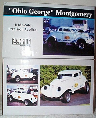 George Montgomery Malco Gasser '33 Willys