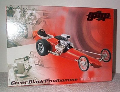 Greer-Black-Prudhomme Red Car