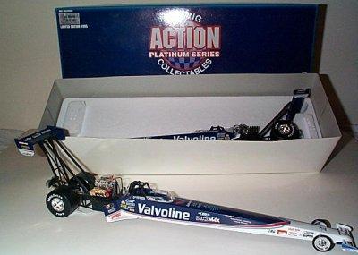 Joe Amato Valvoline '95 Top Fuel Dragster