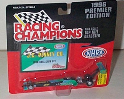 J.C. Penney Co. '96 Top Fuel Dragster