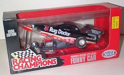 Jim Epler Rug Doctor '96 Olds Funny Car