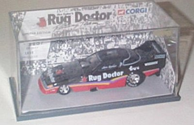Jim Epler Rug Doctor Olds Funny Car