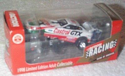 John Force Castrol GTX '98 Ford Mustang F/C