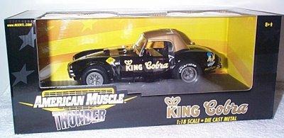 Joel Rosen King Cobra Drag Car