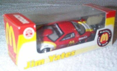 Jim Yates McDonald's '97 Pontiac Pro Stock