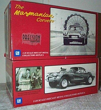 John Mazmanian BM/SP '61 Corvette