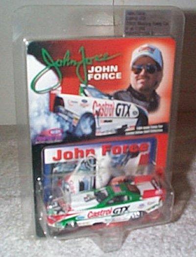 John Force Castrol GTX '99 Mustang