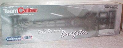 Kenny Bernstein Bud King '02 Top Fuel Dragster