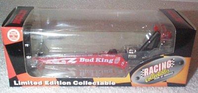 Kenny Bernstein Bud King '97 Top Fuel Dragster