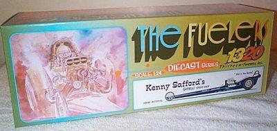 Kenny Safford Gotelli Speed Shop AA/FD 1320 Inc.