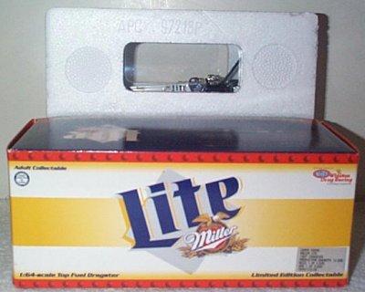 Larry Dixon Miller Lite '97 Top Fuel Dragster