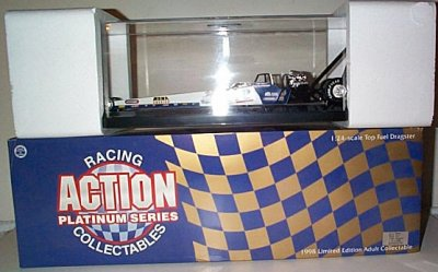 Larry Dixon Miller Lite '98 Top Fuel Dragster