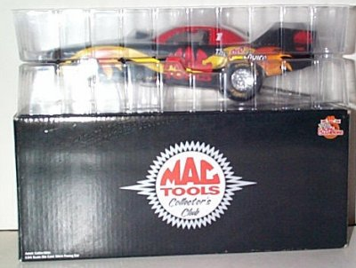 Mac Tools 10th Anniversary Funny Car