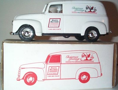 Martel Brothers '50 Chevy Panel Truck