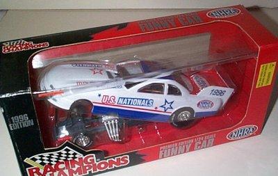 NHRA '96 US Nats Commemorative Funny Car