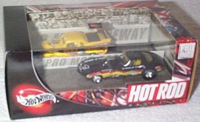 Pro Mod 2 Car Die Cast Metal Set