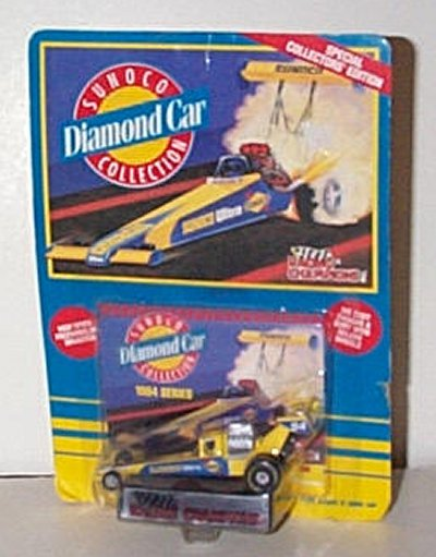Sunoco 94 Ultra '94 Promo Top Fuel Dragster