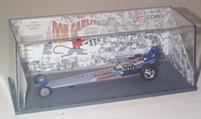 Tom McEwen Mongoose Vintage Fuel Dragster