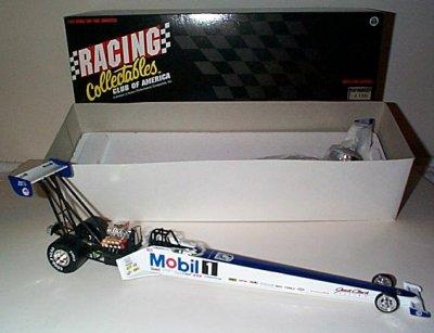 Tom McEwen Mobil 1 '95 Top Fuel Dragster