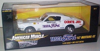 Herbert Platt Tasca Ford SS/E '68 Ford Mustang