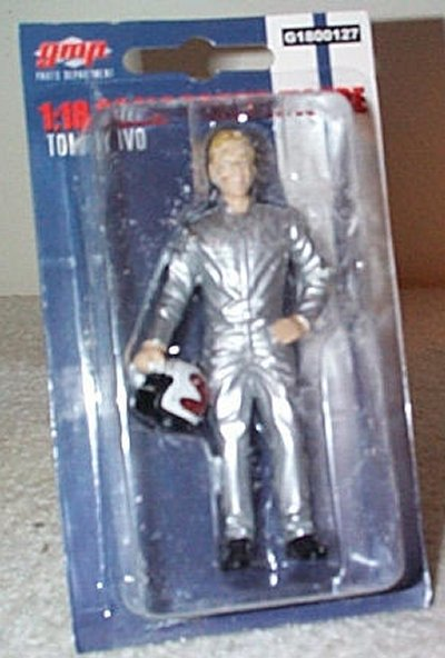 Tommy Ivo Driver Figure GMP