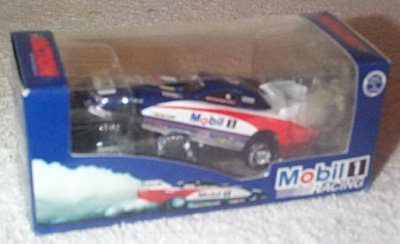 Whit Bazemore Mobil 1 '95 Dodge Funny Car