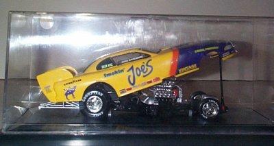 Whit Bazemore Smoken Joe's '96 Mustang F/C