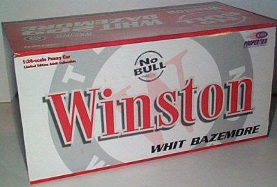 Whit Bazemore Winston No Bull '98 F/C