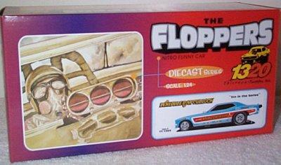 Whipple & McCulloch Vintage Funny Car 1320 Inc.