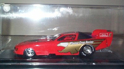 Winston Drag Racing '96 Pontiac Funny Car