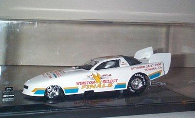 NHRA '96 Winston Select World Finals Funny Car