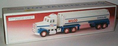 '91 Wilco Gasoline Tractor Trailer Tanker