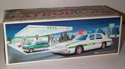 Hess Gasoline '93 Toy Patrol Car