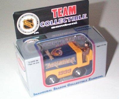 NHL Atlanta Thrashers '99 Zamboni D-500