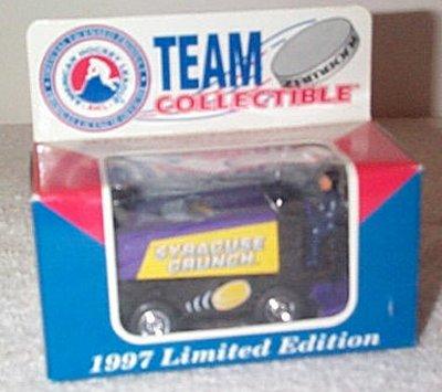Syracuse Crunch '97 Zamboni D-500