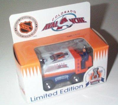 Colorado Avalanche '96 Stanley Cup Zamboni