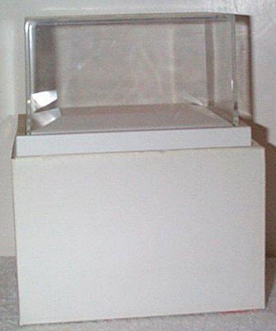 Display Case For Zamboni D-500 White Base