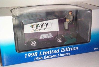 Mighty Ducks '98 Zamboni D-500 Bank