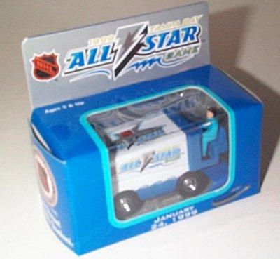 NHL '99 All Star Game Zamboni D-500