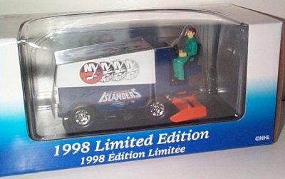 NHL New York Islanders '98 Zamboni Bank
